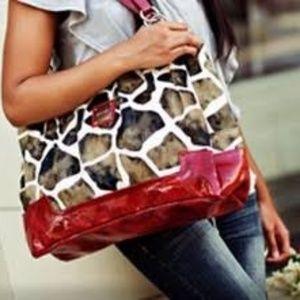 Miche Prima Bag with Lexi Giraffe Shell Like New